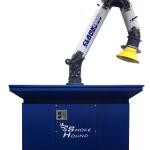 smokehound fliptop industrial air purifier