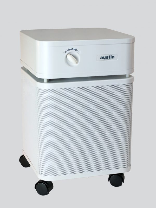 Austin Air HealthMate medical grade HEPA air cleaner white