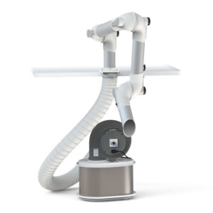Dental office air purifier